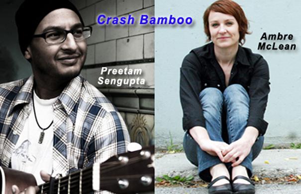 Crash Bamboo - Live in the Studio