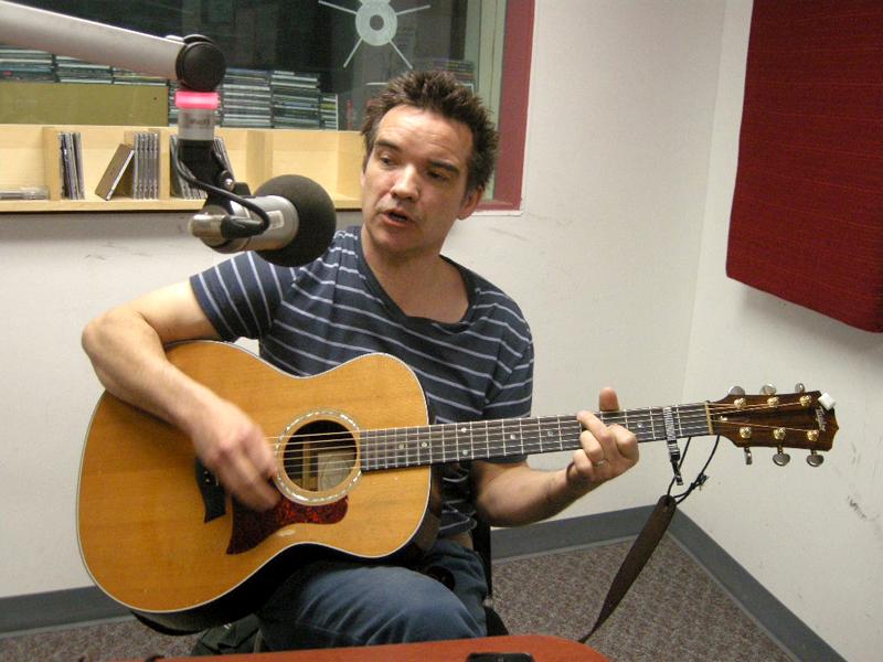 Kev Morse on Folk Roots Radio