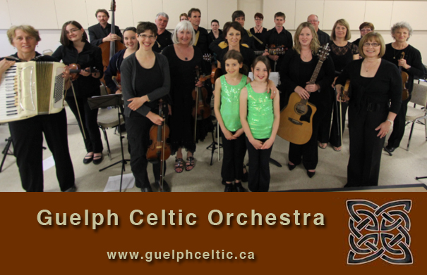 Guelph Celtic Orchestra St Patrick's Day Extravaganza