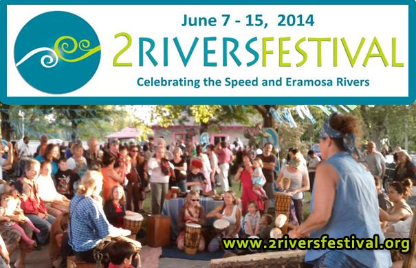 2 Rivers Festival