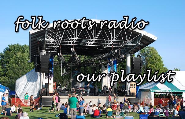 Folk Roots Radio Episode 263 - Hillside Festival 2016