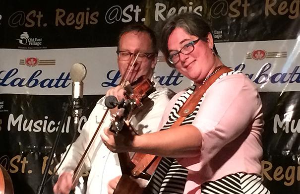 Amanda Lynn Stubley - The Folk Roots Radio Interview