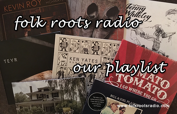 We're all about the music, on Episode 300 of Folk Roots Radio