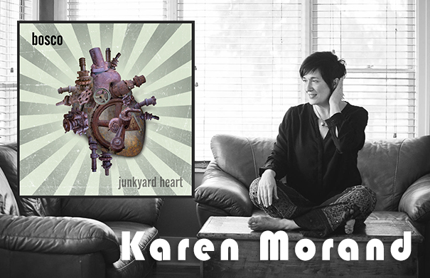 Karen Morand - Folk Roots Radio Interview