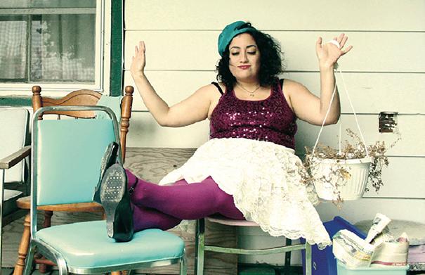 Winona Wilde - Folk Roots Radio Interview