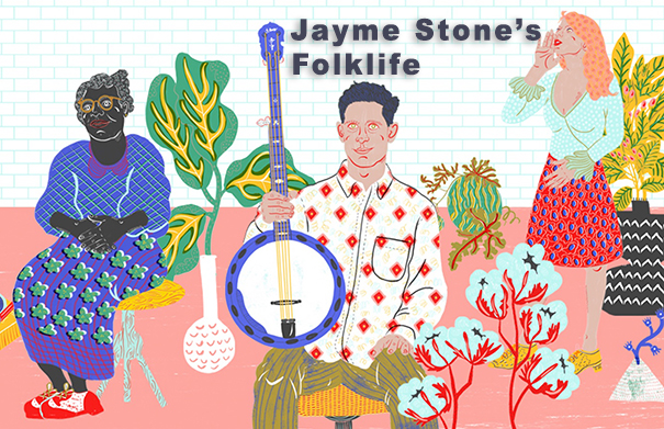 Jayme Stone's Folklife - Folk Roots Radio Interview