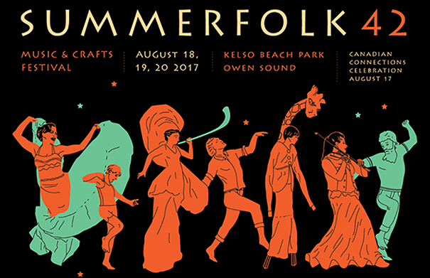 Summerfolk 2017 - Folk Roots Radio Interview