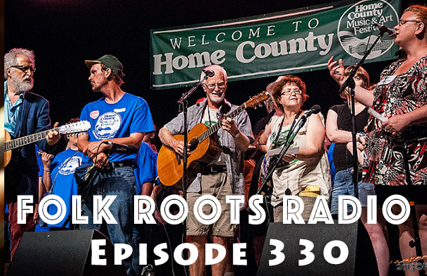 Folk Roots Radio Episode 329 - Home County 2017
