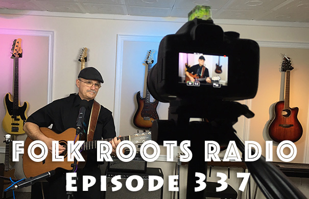Folk Roots Radio Episode 337: Peter F Light Interview & More New Releases