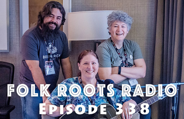 Folk Roots Radio Episode 338: Leah Morise Interview & More New Releases