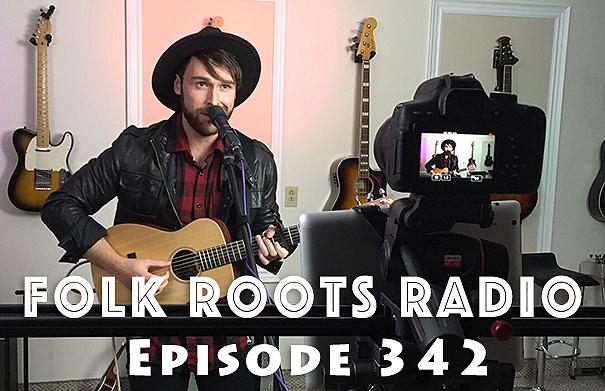Folk Roots Radio Episode 342: Brendan Scott Friel Interview & More New Releases