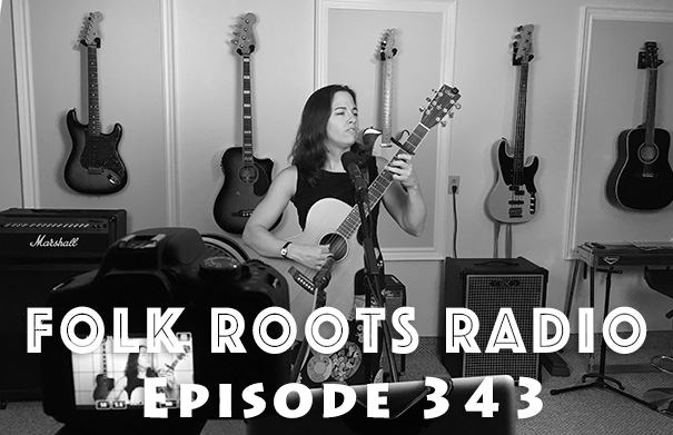 Folk Roots Radio Episode 342: Shawna Caspi Interview & More New Releases
