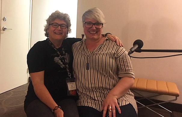 Erin Costelo - Folk Roots Radio at FMO