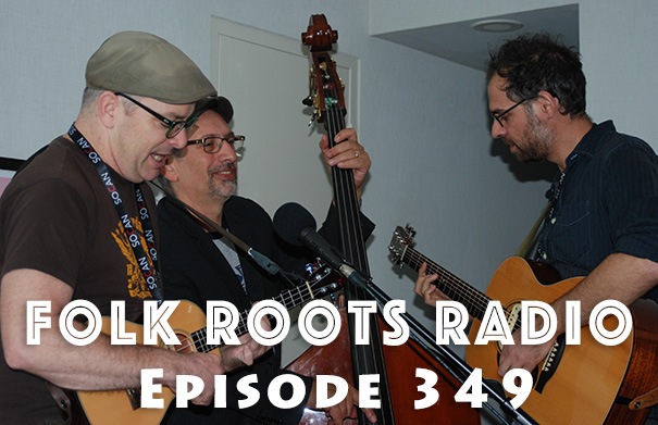 Folk Root Radio Episode 349 - Jabbour & New Releases