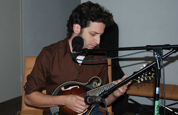 Andrew Collins - Folk Roots Radio at FMO