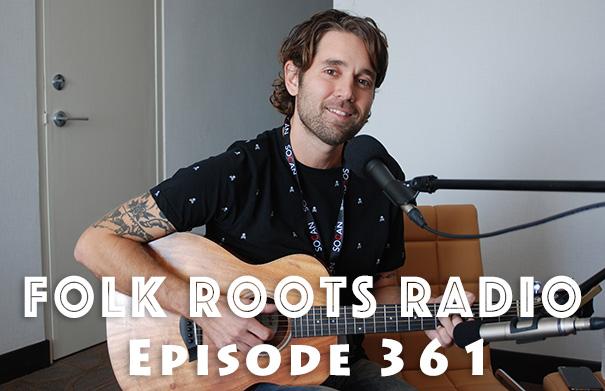 Folk Root Radio Episode 361 - Ryan Cook & New Releases