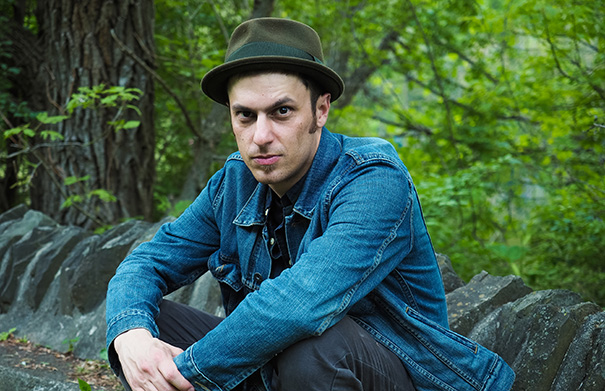 """Mark Martyre """"Rivers"""" - Folk Roots Radio Interview"""