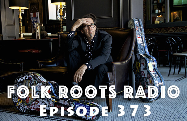 Folk Roots Radio Episode 373: Stephen Fearing & More New Releases