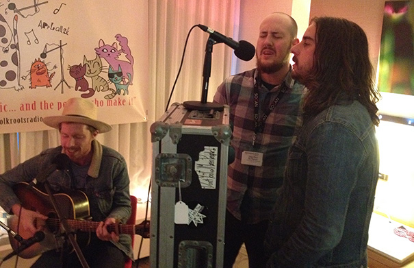 Greenbank - Folk Roots Radio at FMO