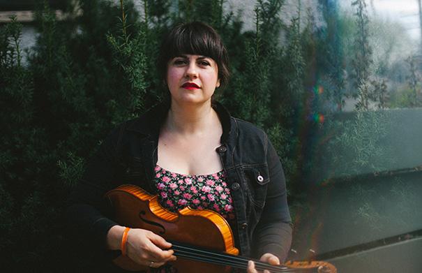 Laura Cortese - Folk Roots Radio at Folk North