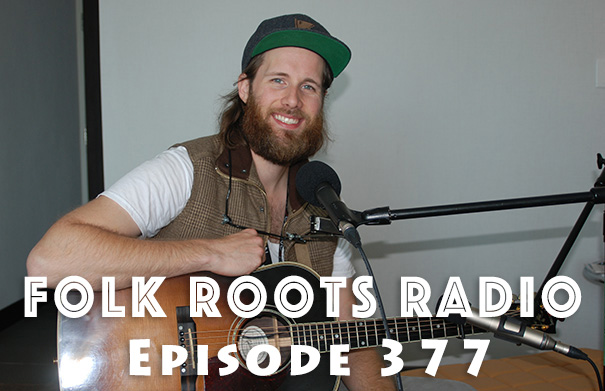 Folk Roots Radio Episode 377: Kevin Roy & New Releases