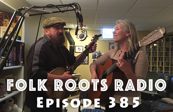 Folk Roots Radio Episode 385: Over The Moon & New Releases