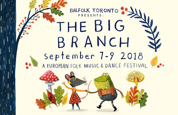 The Big Branch Festival / Balfolk Toronto