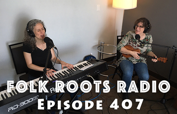Folk Roots Radio Episode 407: feat. Gathering Sparks & More New Releases