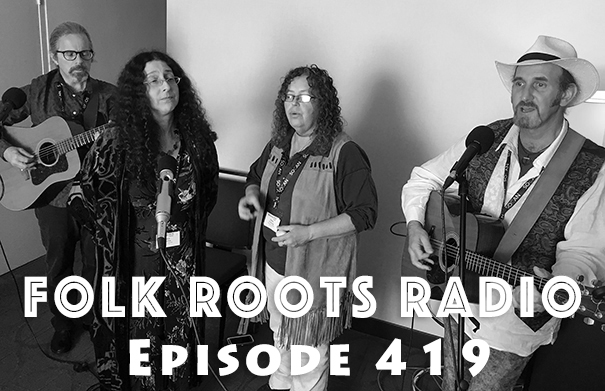 Folk Roots Radio Episode 419: feat. Mara Levine & More New Releases