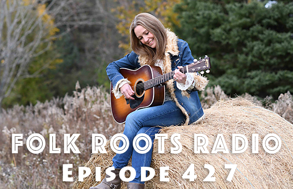 Folk Roots Radio Episode 427: In Conversation with Suzanne Jarvie