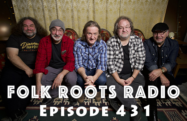 Folk Roots Radio Episode 431: In Conversation with... David Storey