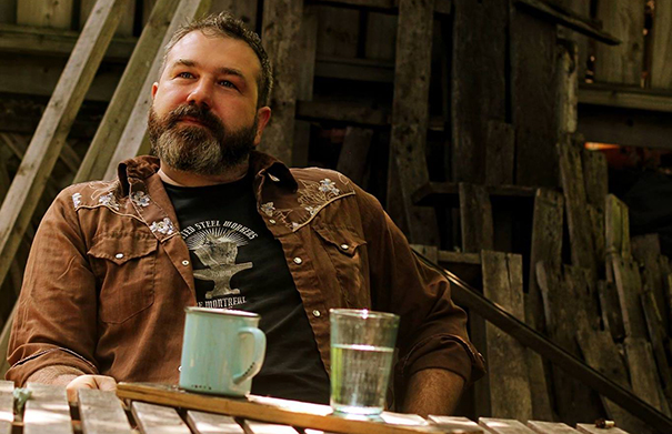 Dave McEathron - Abandoned Companions - Folk Roots Radio Interview