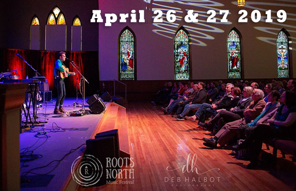 Roots North Music Festival 2019 - Main Stage Line-up - Folk Roots Radio Interview