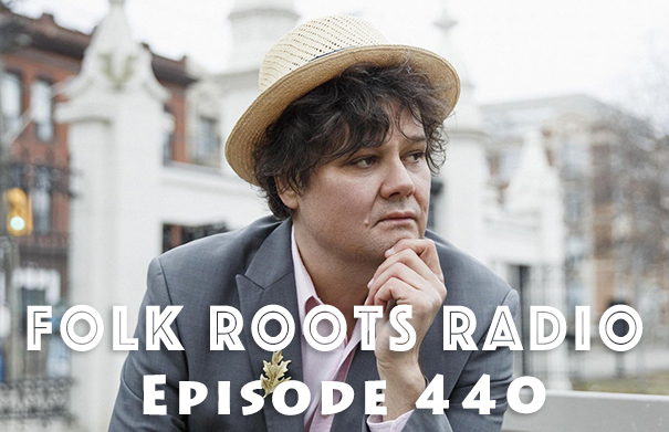 Folk Roots Radio Episode 440: Ron Sexsmith In Conversation