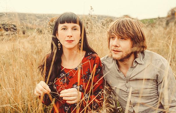 Hannah Sanders & Ben Savage - Hidden Things - Folk Roots Radio Interview