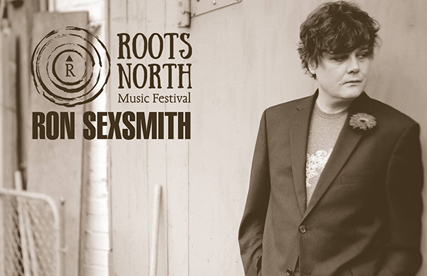 Ron Sexsmith - Roots North 2019 - Folk Roots Radio Interview