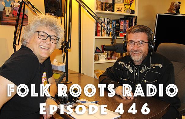 Folk Roots Radio Episode 446: In Conversation with... Dave Sills