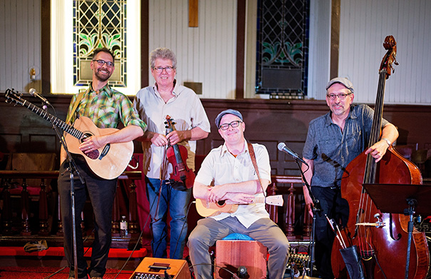 Jabbour - St Bernard - Folk Roots Radio Interview